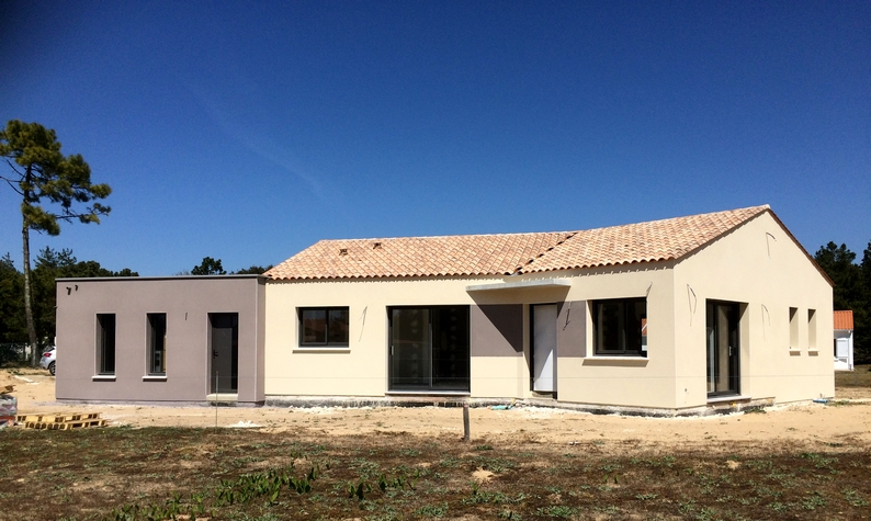 Maison Traditionnelle Palvadeau Constructions