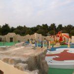 Création espace aquatique - Le Camping le Clarys 2011